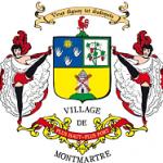 Drapeau du village de Montmartre